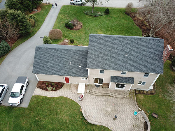 Roofing Services in Coventry, RI